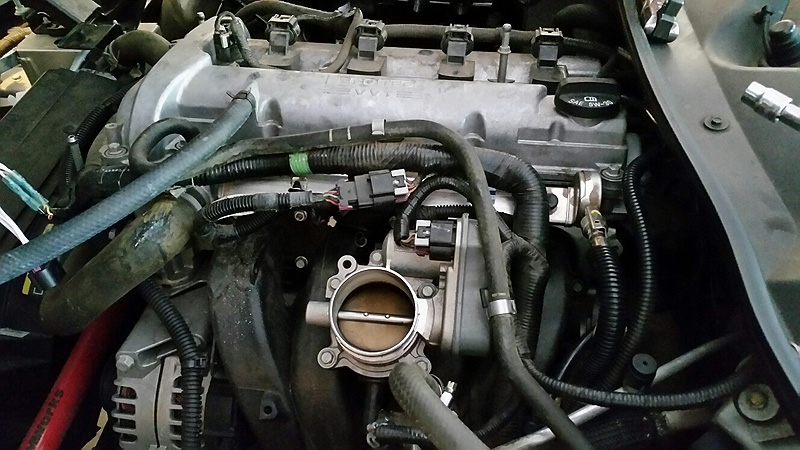 LNF turbo build on an LE5